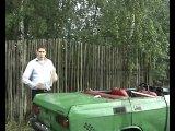 Автошоу Андрея Рыбакина Москвич тачка ольги стогниенко